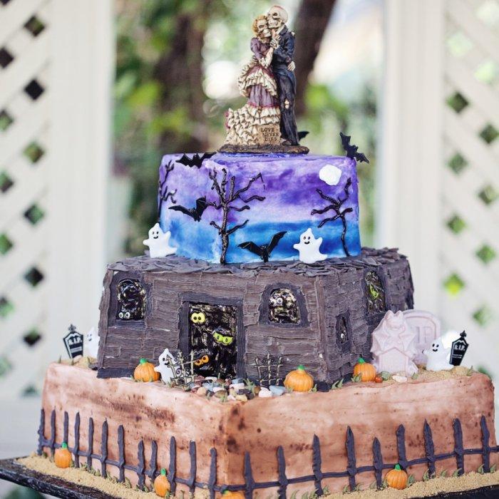 Halloweenske a dark svadby - Obrázok č. 57