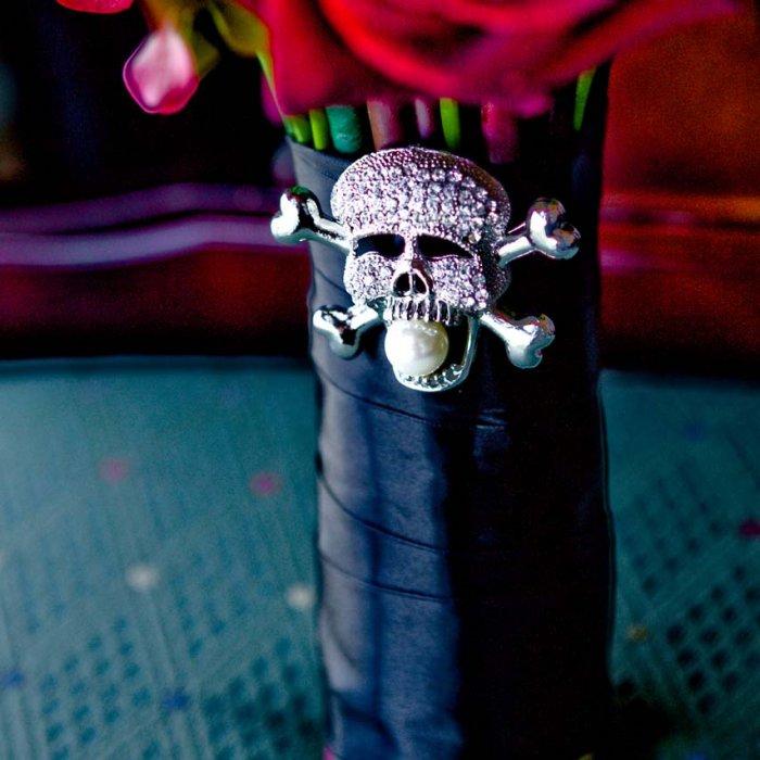 Halloweenske a dark svadby - Obrázok č. 68