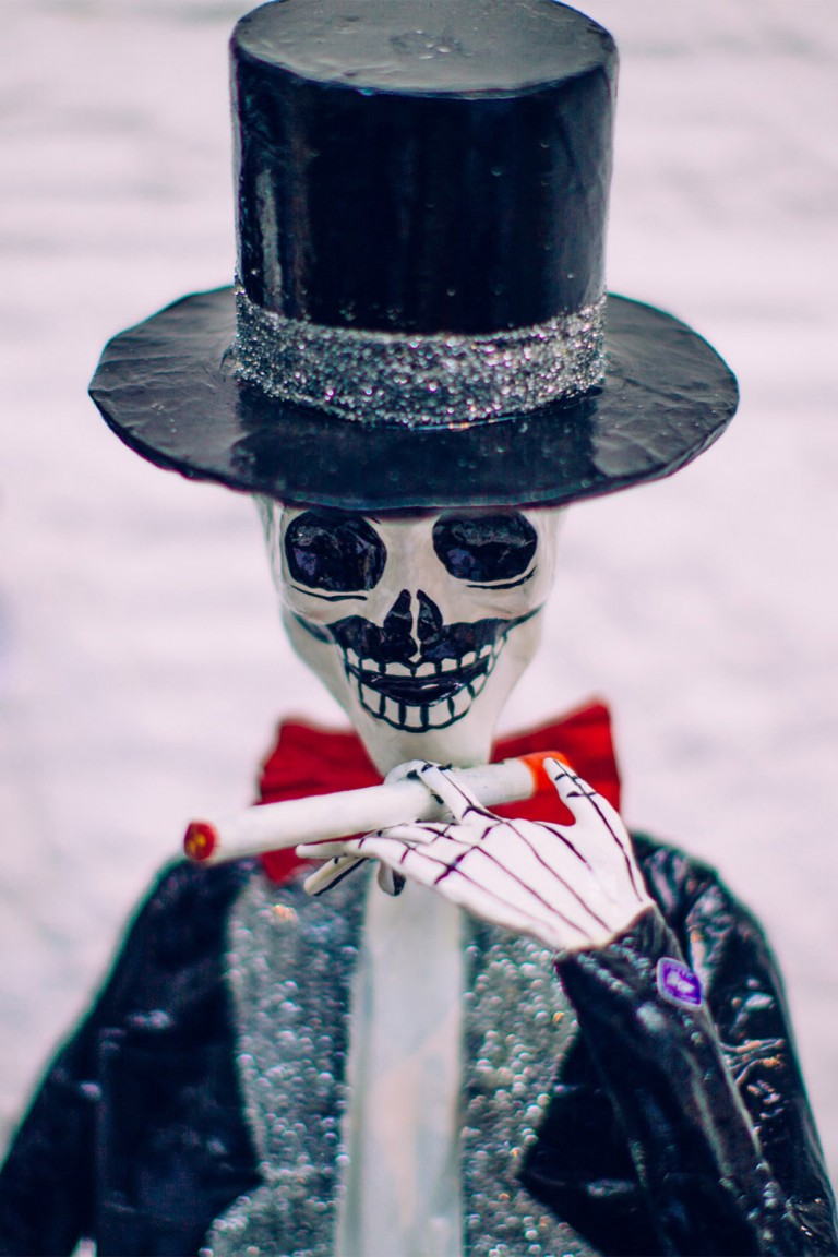 Halloweenske a dark svadby - Obrázok č. 89