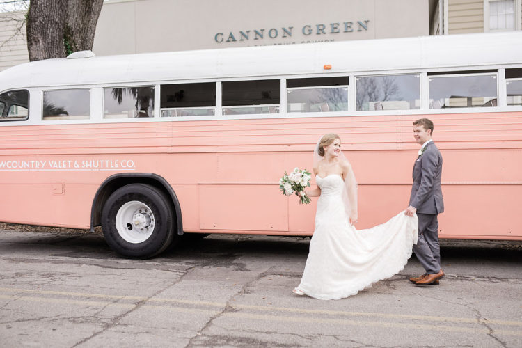 Nežná svadba z Charlestonu - Obrázok č. 3