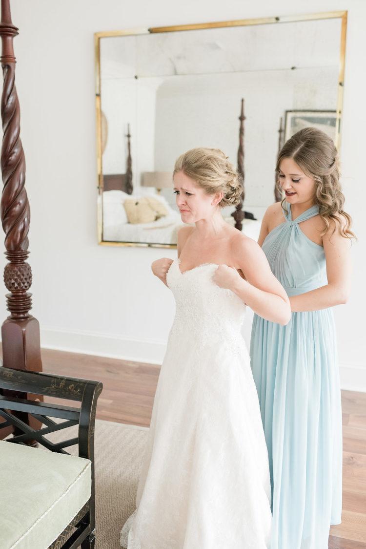 Nežná svadba z Charlestonu - Obrázok č. 5