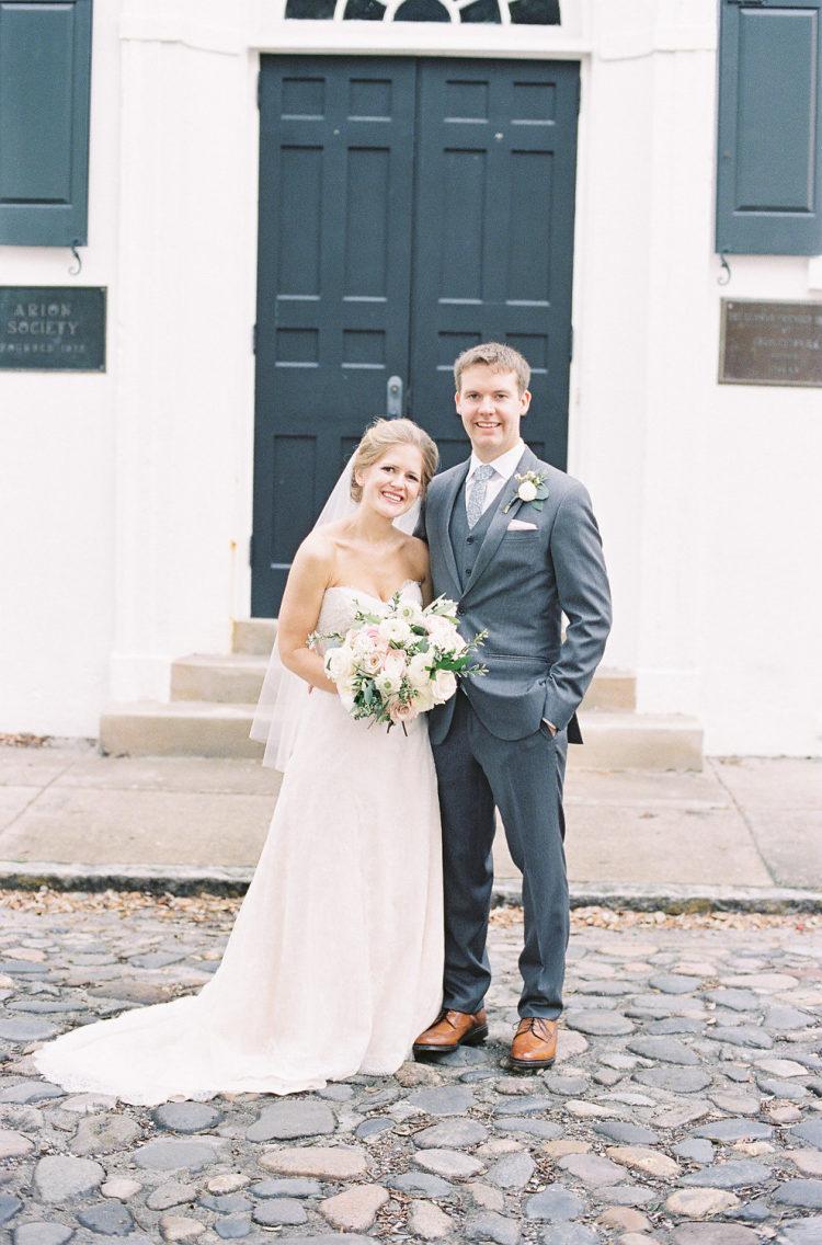 Nežná svadba z Charlestonu - Obrázok č. 11