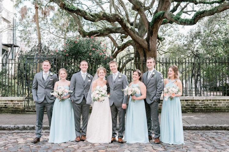 Nežná svadba z Charlestonu - Obrázok č. 14