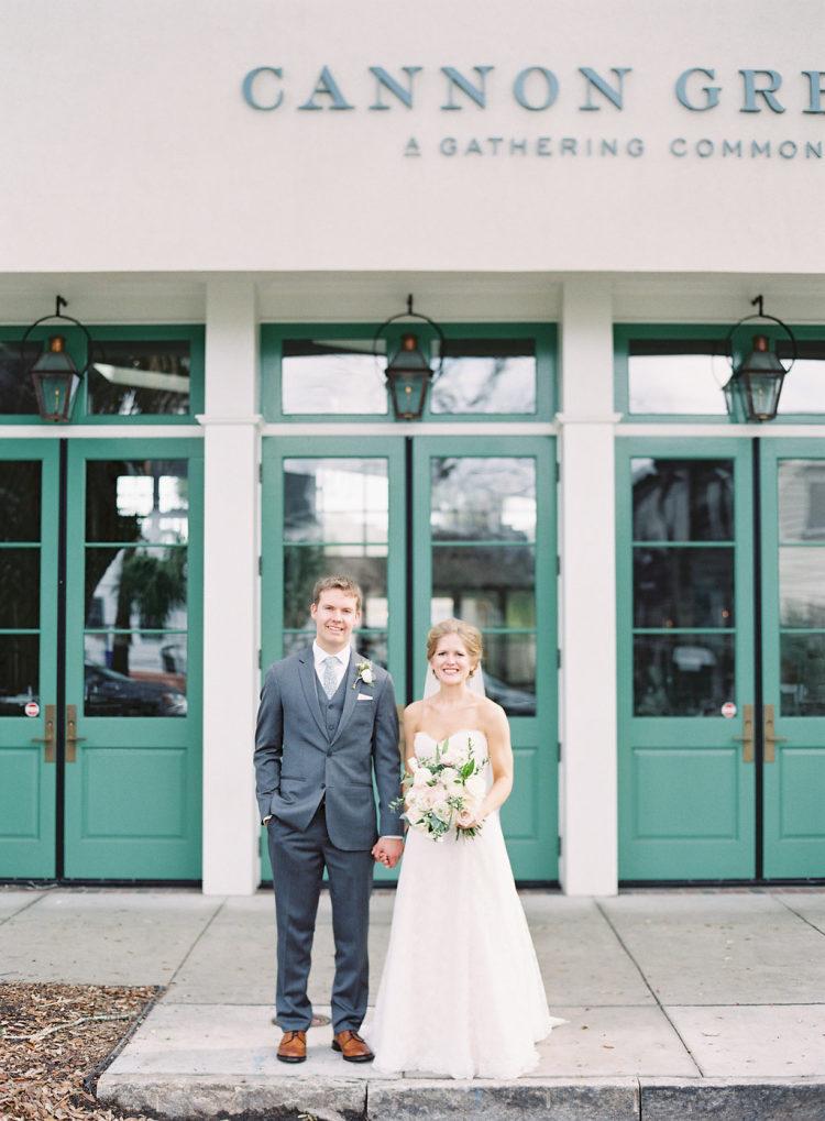 Nežná svadba z Charlestonu - Obrázok č. 22