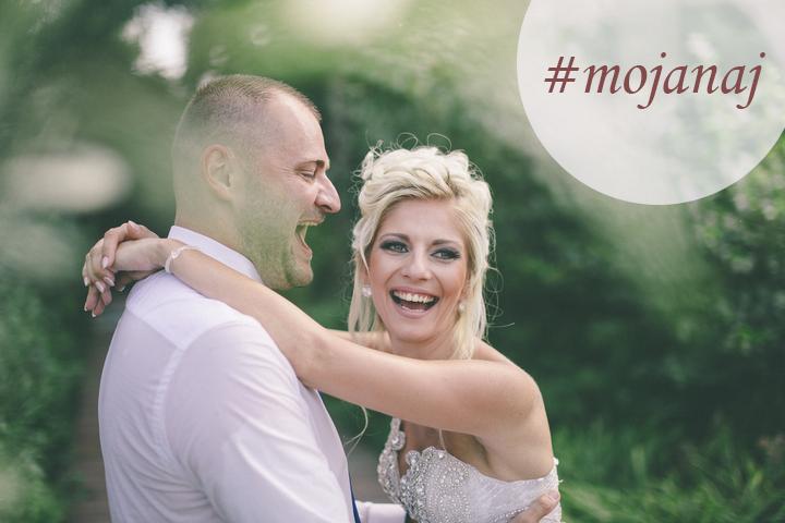 Nevesty 2018, máme tu opäť výzvu #mojanaj o najobľúbenejšej fotke z vášho svadobného dňa! Tak ako minulý rok, aj tento pripravujeme do nášho magazínu článok s najkrajšími svadobnými fotkami neviest roku 2018. Ak chcete byť toho súčasťou, čaká vás neľahká úloha. Vyberte jednu svadobnú fotku, ktorá je pre vás tá naj a zverejnite ju vo svojom fotoblogu spolu s označením #mojanaj a môžete k nej pridať aj pár slov o tom, prečo je to práve táto fotka :) Vytvorme krásnu zbierku toho najlepšieho, čo sa medzi nami tento rok udialo! Je mi jasné, že do konca roka sa ešte nejaké svadby udejú. Aby tieto nevesty neboli o nič ukrátené, výzva potrvá až do konca roka. Článok s naj fotkami minulého roka nájdete tu: https://www.mojasvadba.sk/naj-svadobne-fotografie-neviest-2017/ V tohtoročnom výbere sa môžete objaviť aj vy! Teším sa na všetky fotky :) - Obrázok č. 1