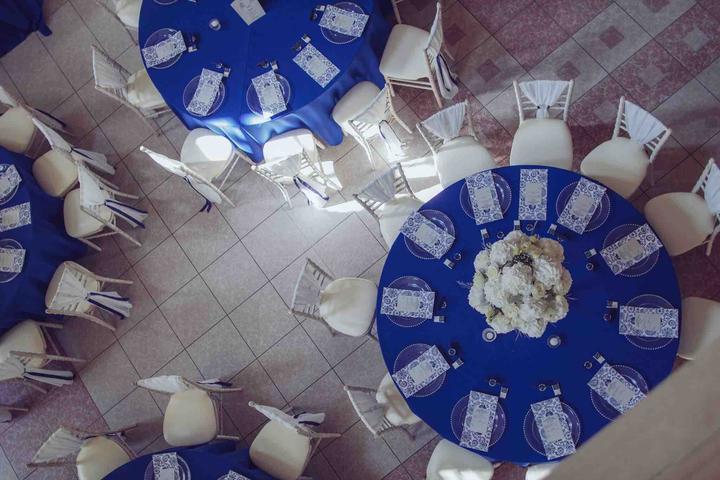 Výzdoby stolov neviest z MS - Obrázok č. 42