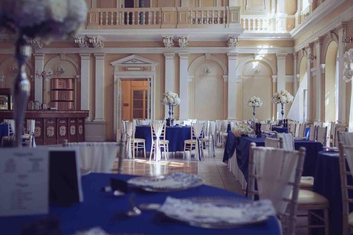 Výzdoby stolov neviest z MS - Obrázok č. 47