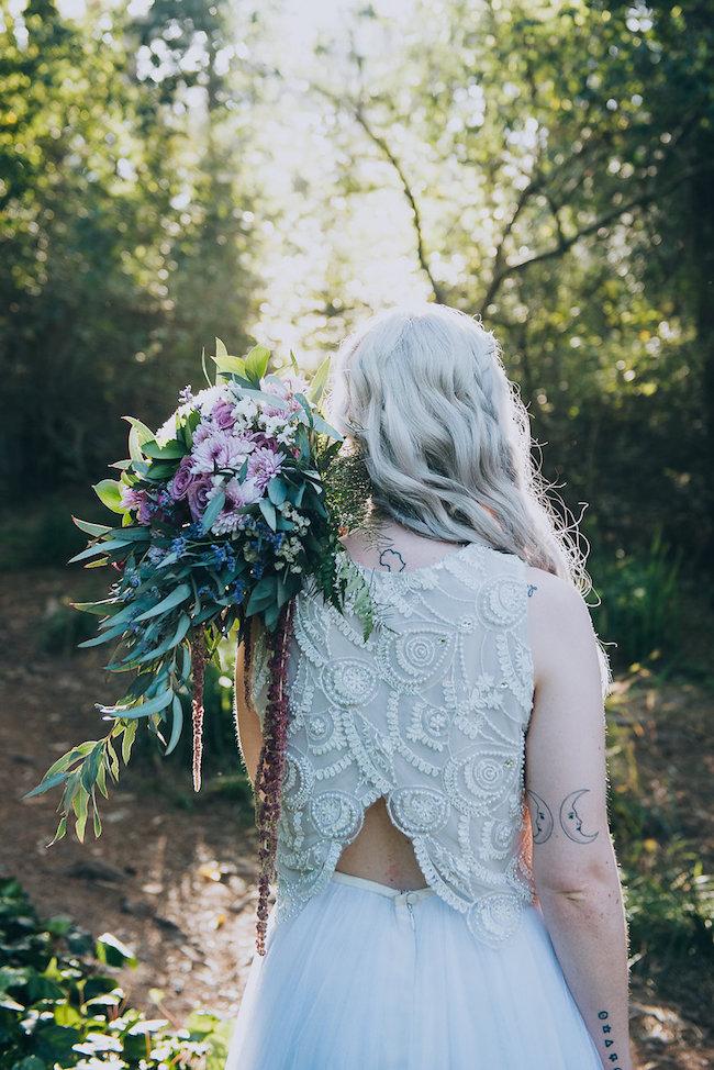 Dvojdielne svadobné šaty - Obrázok č. 4