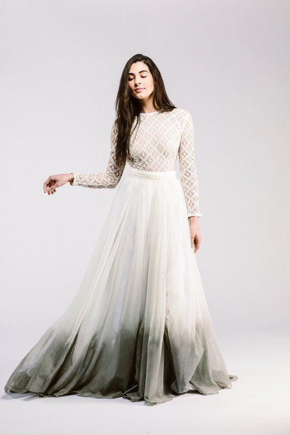 Dvojdielne svadobné šaty - Obrázok č. 17
