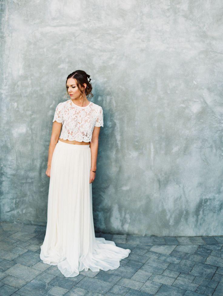 Dvojdielne svadobné šaty - Obrázok č. 20