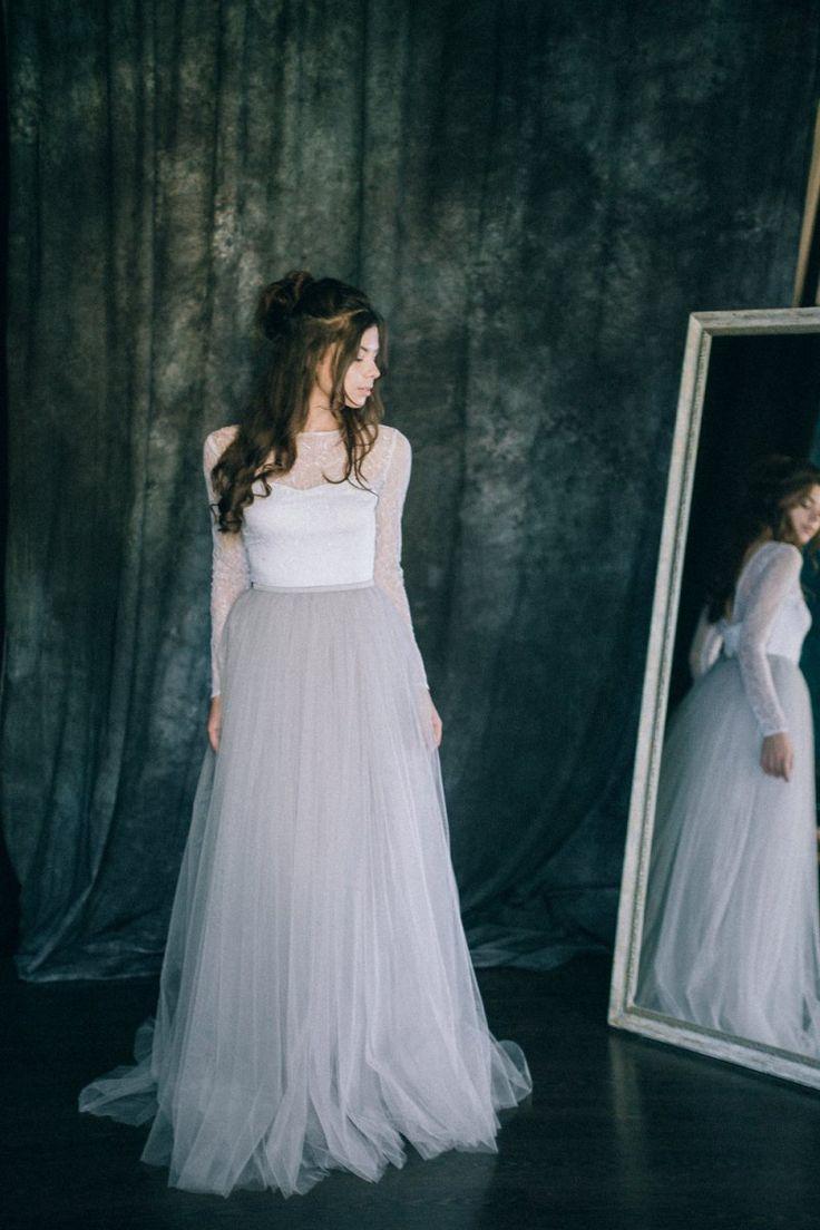 Dvojdielne svadobné šaty - Obrázok č. 22
