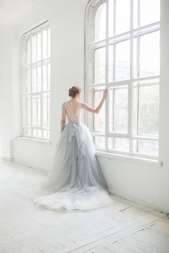 Dvojdielne svadobné šaty - Obrázok č. 30