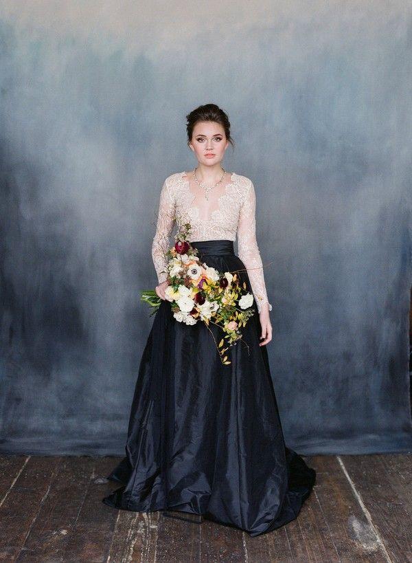 Dvojdielne svadobné šaty - Obrázok č. 34