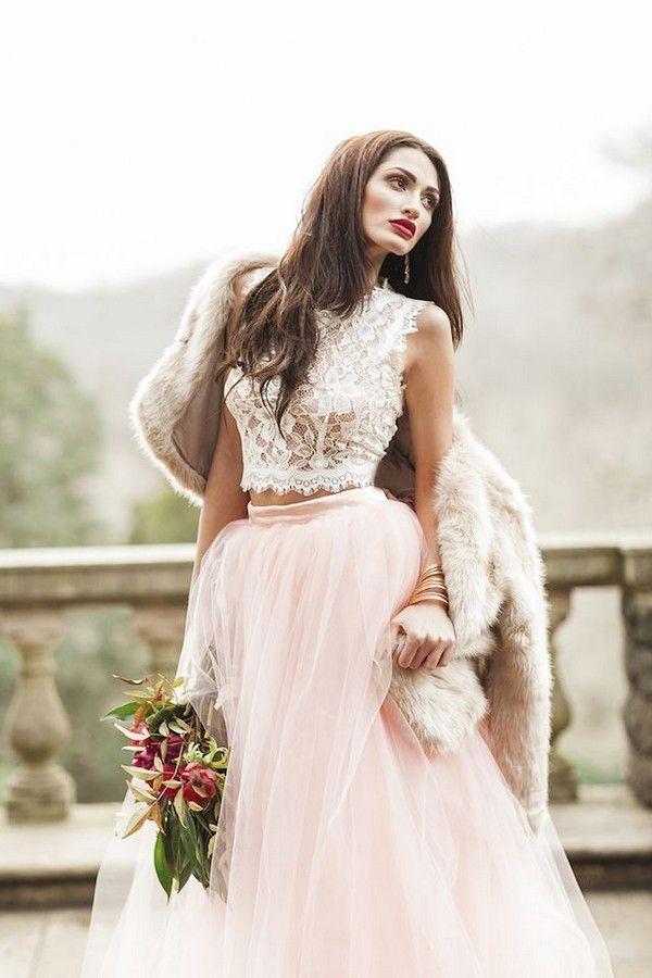 Dvojdielne svadobné šaty - Obrázok č. 35