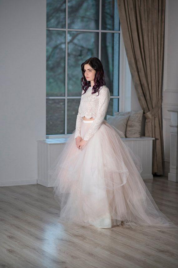 Dvojdielne svadobné šaty - Obrázok č. 38
