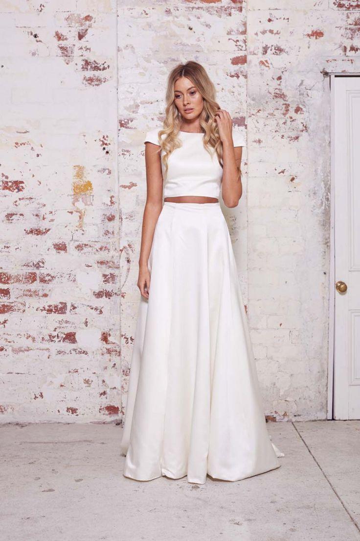 Dvojdielne svadobné šaty - Obrázok č. 43