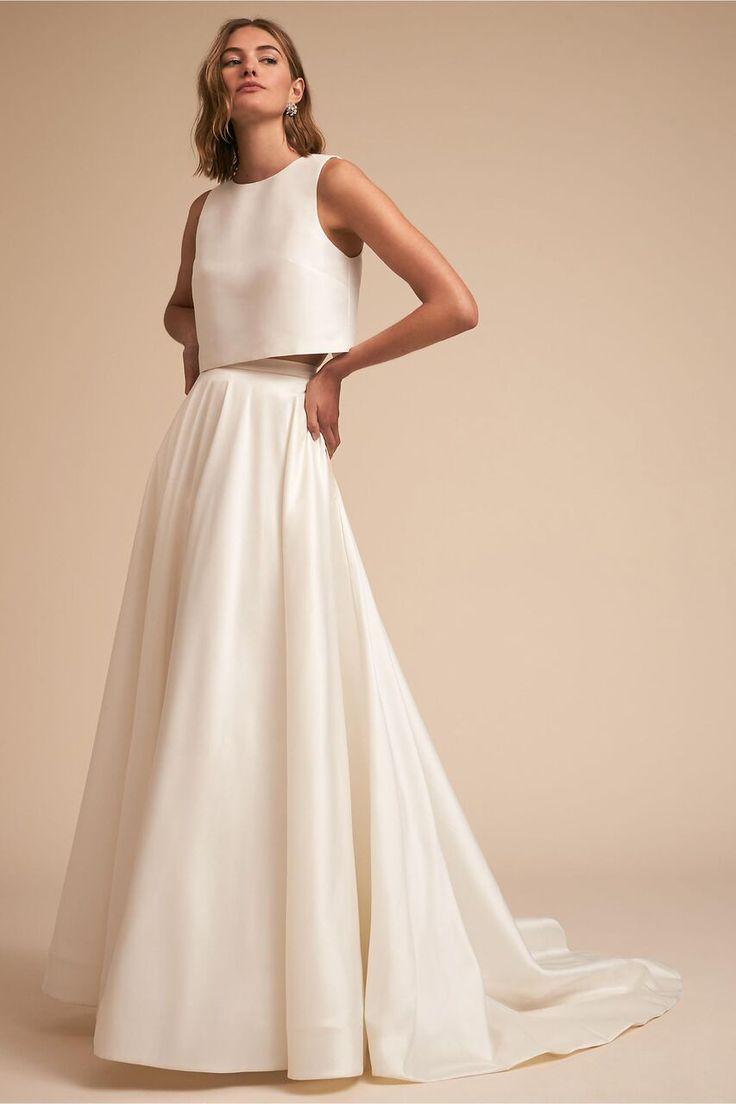 Dvojdielne svadobné šaty - Obrázok č. 45