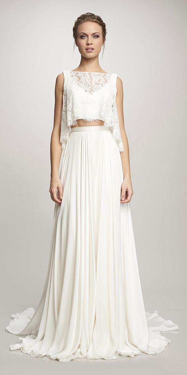 Dvojdielne svadobné šaty - Obrázok č. 46