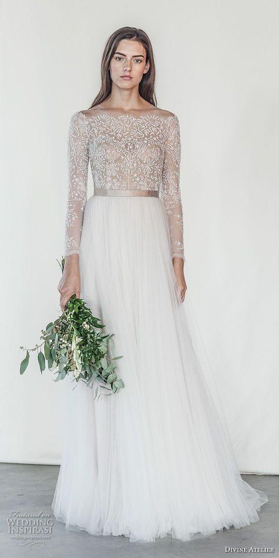 Dvojdielne svadobné šaty - Obrázok č. 47