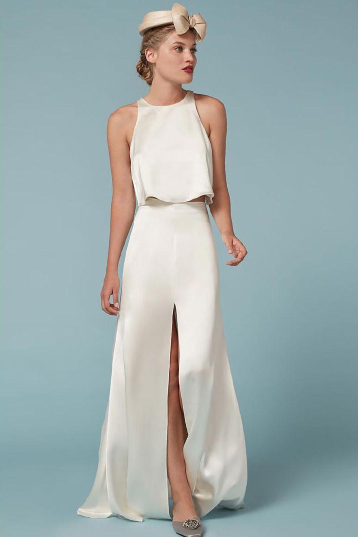 Dvojdielne svadobné šaty - Obrázok č. 50