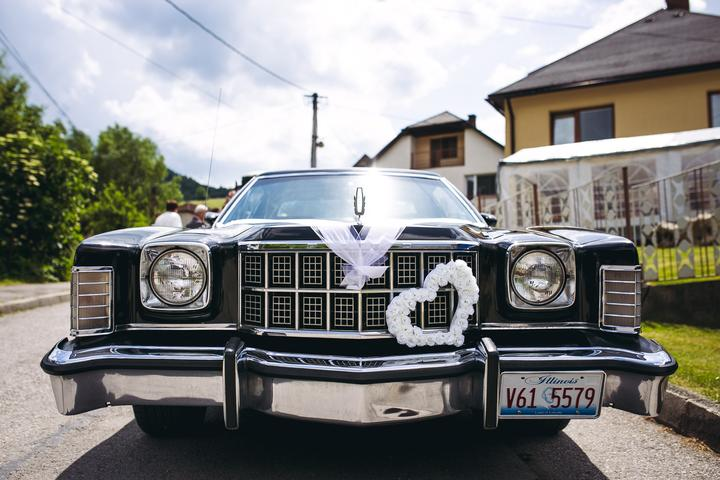 Svadobné autá, ktoré sa objavili na MS - Obrázok č. 2