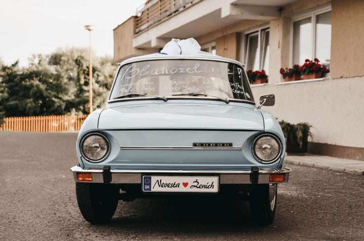 Svadobné autá, ktoré sa objavili na MS - Obrázok č. 3