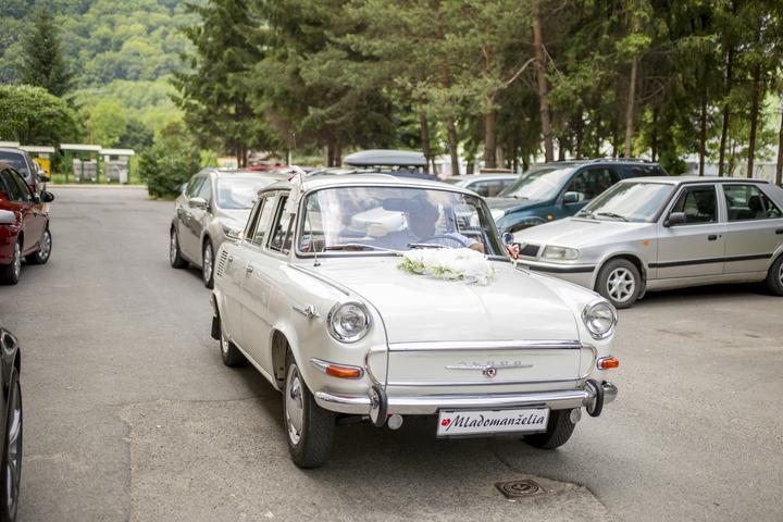 Svadobné autá, ktoré sa objavili na MS - Obrázok č. 14