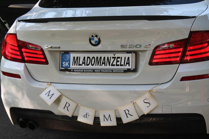 Svadobné autá, ktoré sa objavili na MS - Obrázok č. 21
