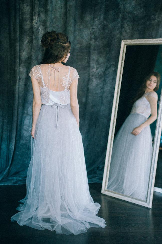 Dvojdielne svadobné šaty - Obrázok č. 54