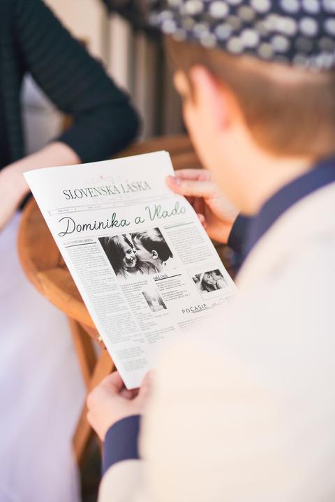 Svadobné oznámenia neviest z MS - Obrázok č. 29