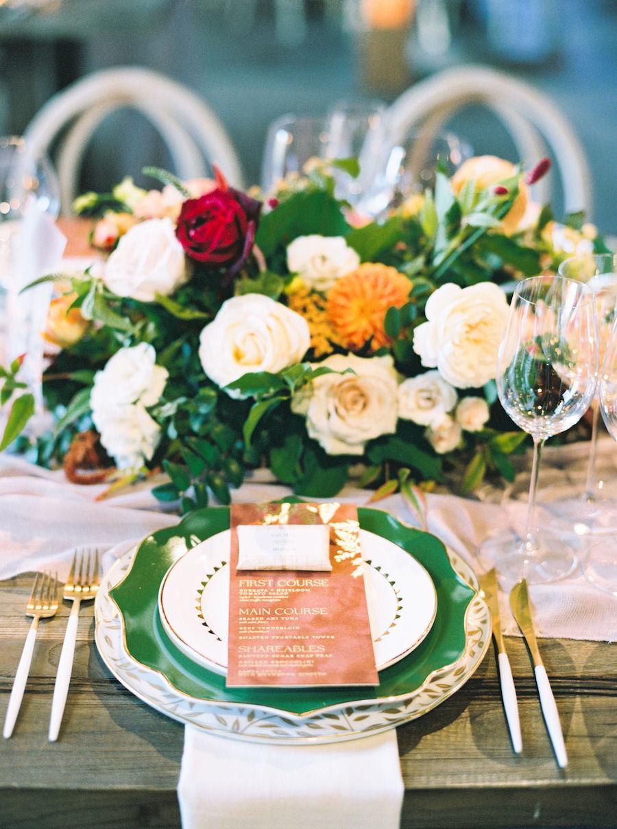 Inšpirácie na svadobné stolovovanie - Obrázok č. 2
