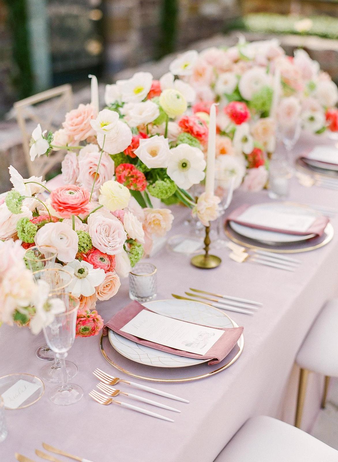Inšpirácie na svadobné stolovovanie - Obrázok č. 13