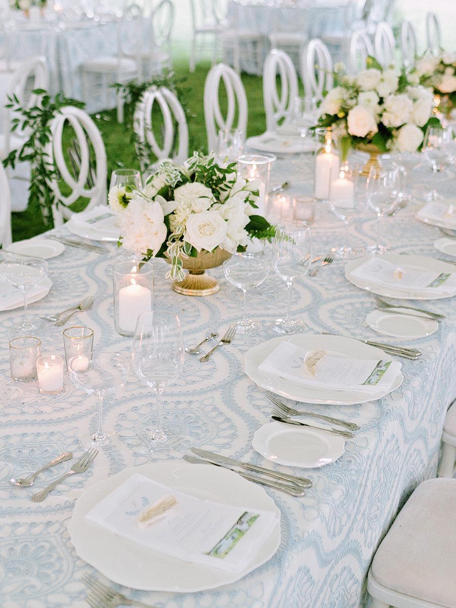 Inšpirácie na svadobné stolovovanie - Obrázok č. 19