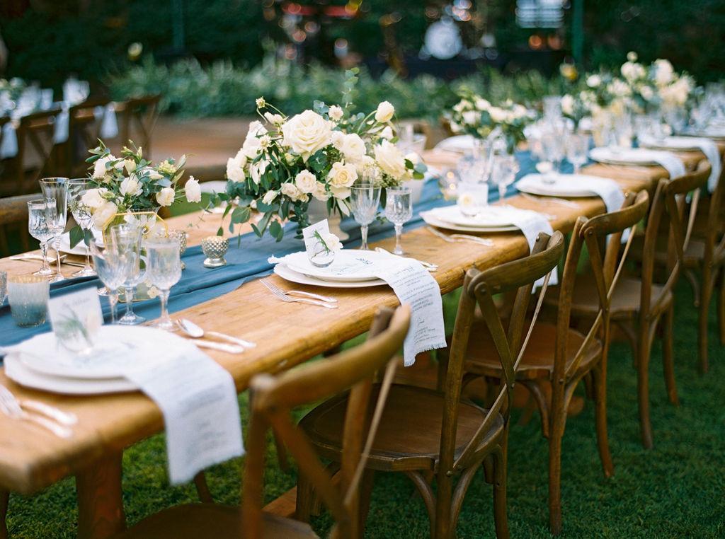 Inšpirácie na svadobné stolovovanie - Obrázok č. 20