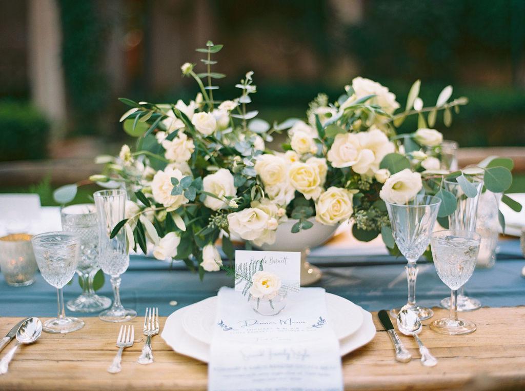 Inšpirácie na svadobné stolovovanie - Obrázok č. 21