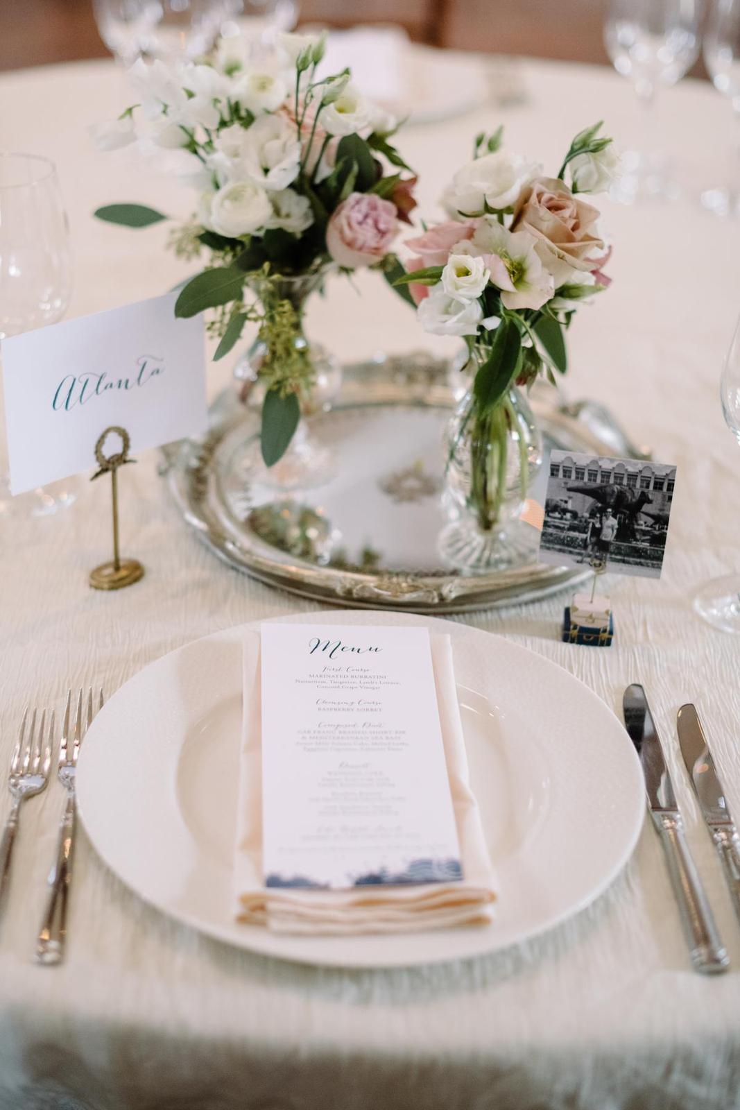 Inšpirácie na svadobné stolovovanie - Obrázok č. 24