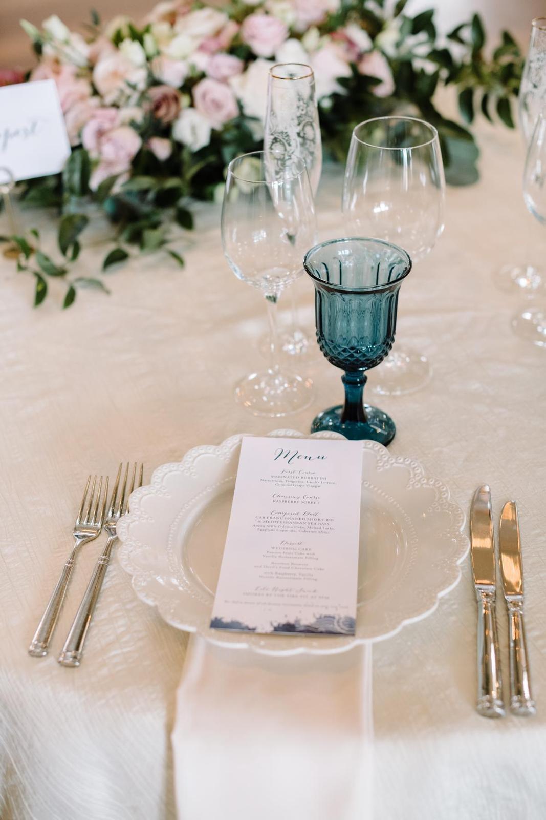 Inšpirácie na svadobné stolovovanie - Obrázok č. 25