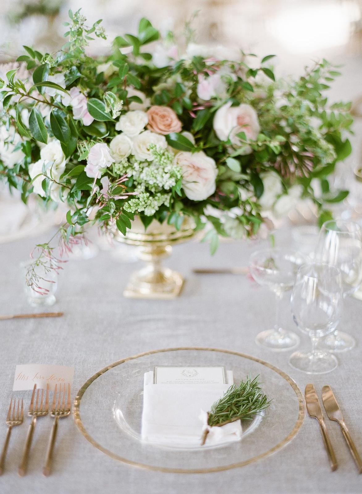 Inšpirácie na svadobné stolovovanie - Obrázok č. 29
