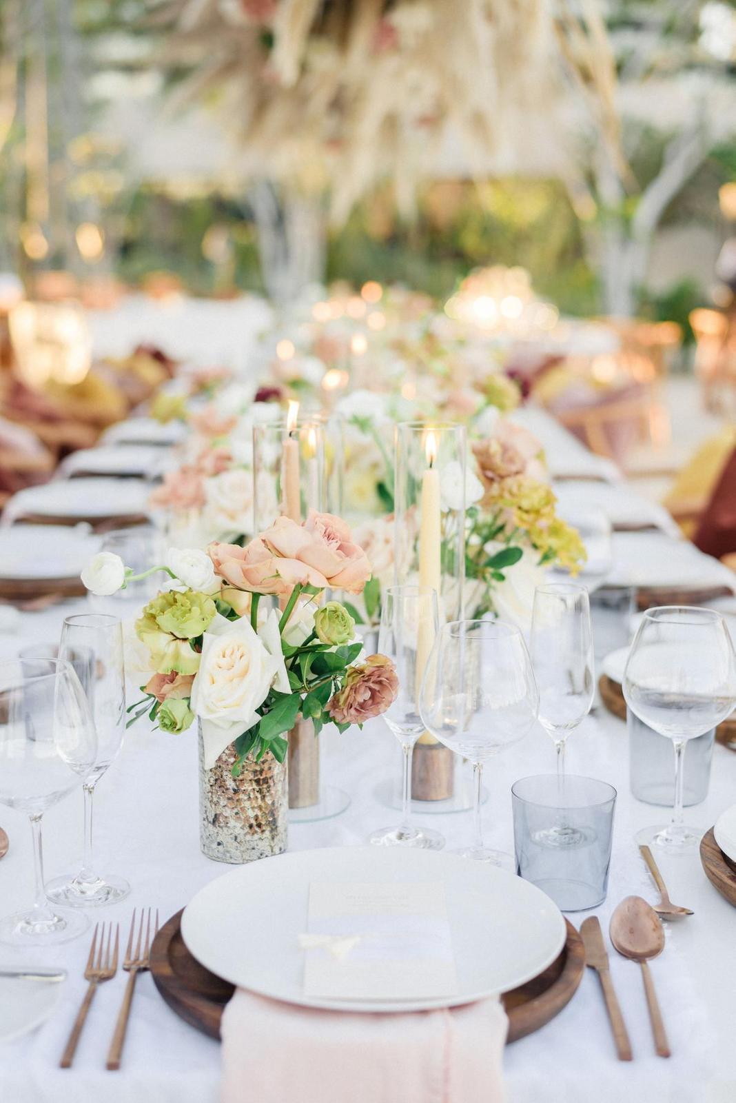 Inšpirácie na svadobné stolovovanie - Obrázok č. 37