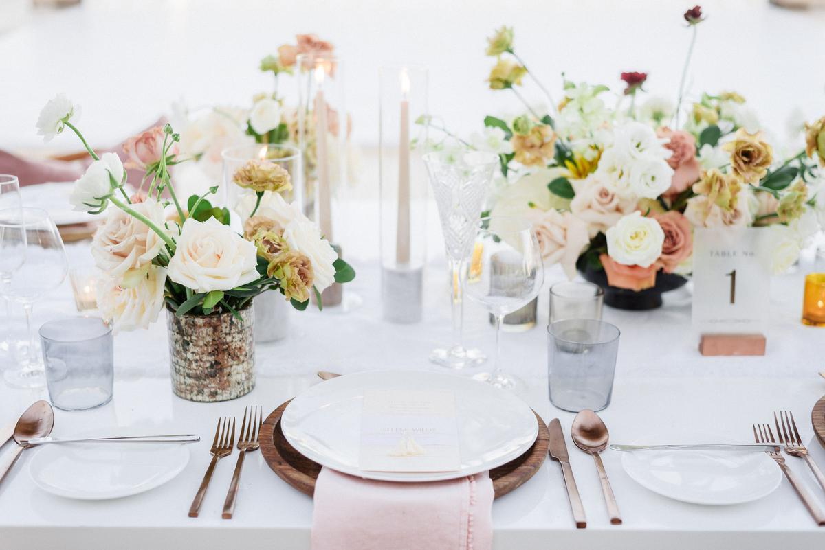 Inšpirácie na svadobné stolovovanie - Obrázok č. 38