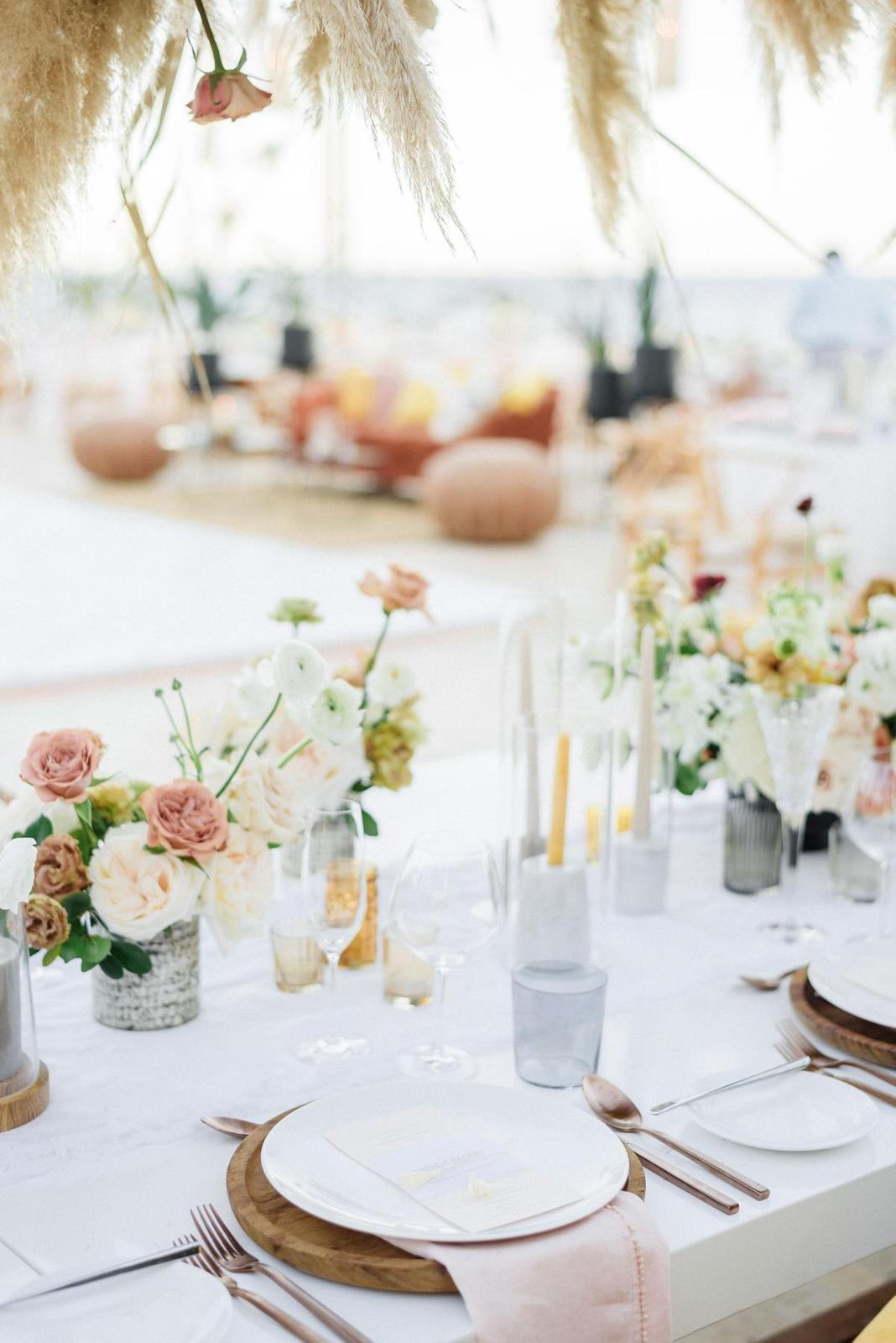 Inšpirácie na svadobné stolovovanie - Obrázok č. 40