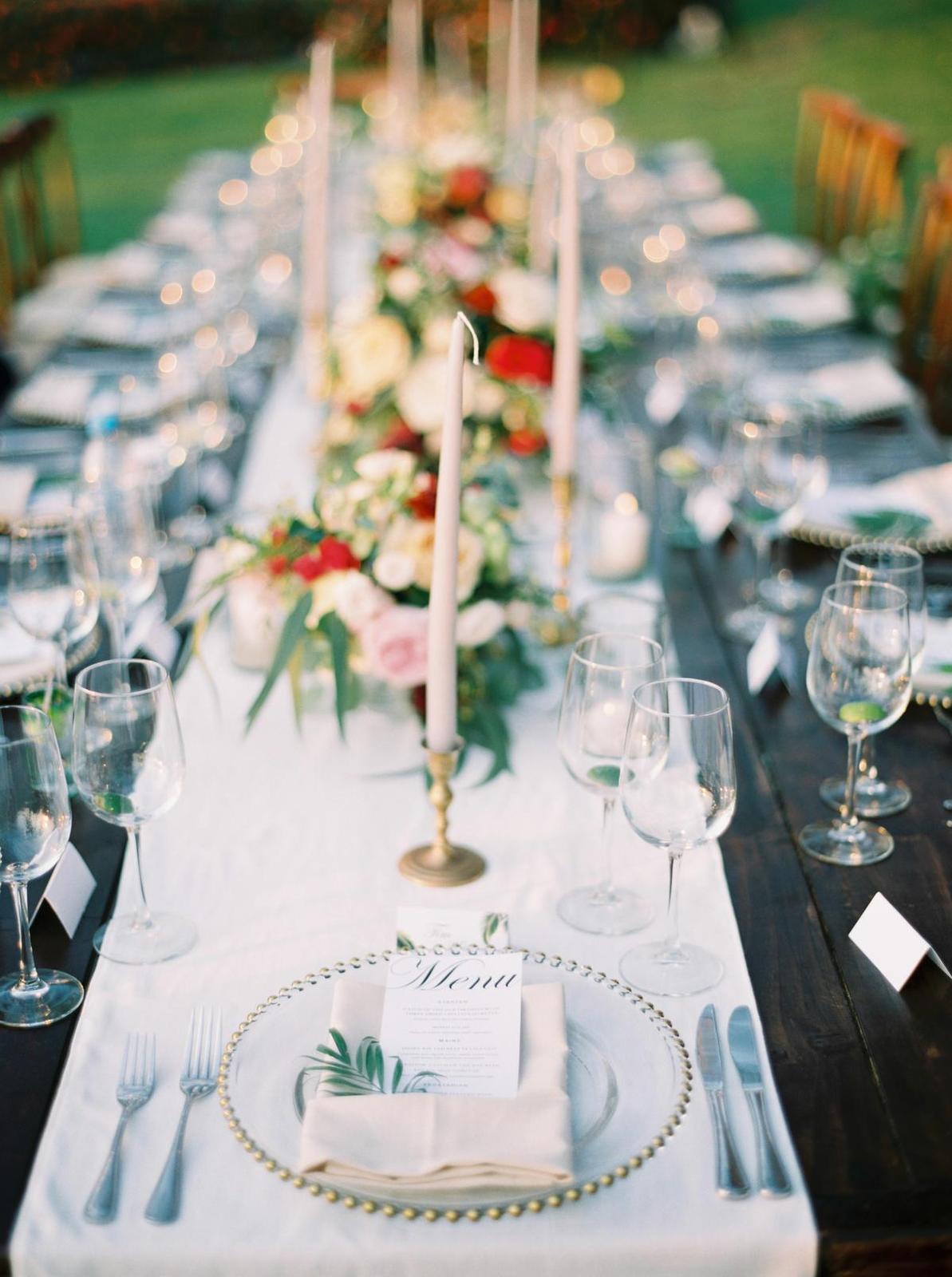 Inšpirácie na svadobné stolovovanie - Obrázok č. 44