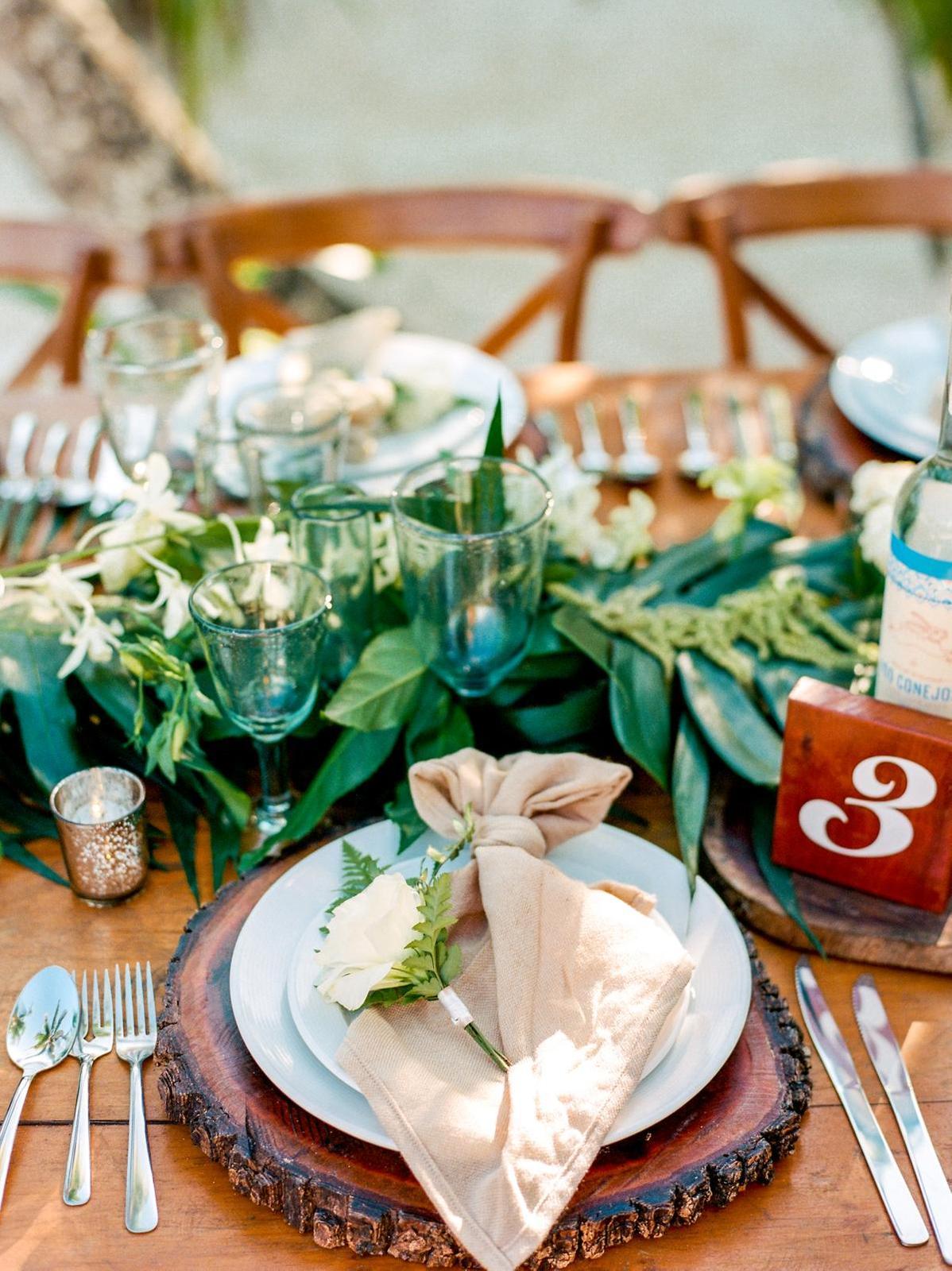 Inšpirácie na svadobné stolovovanie - Obrázok č. 47