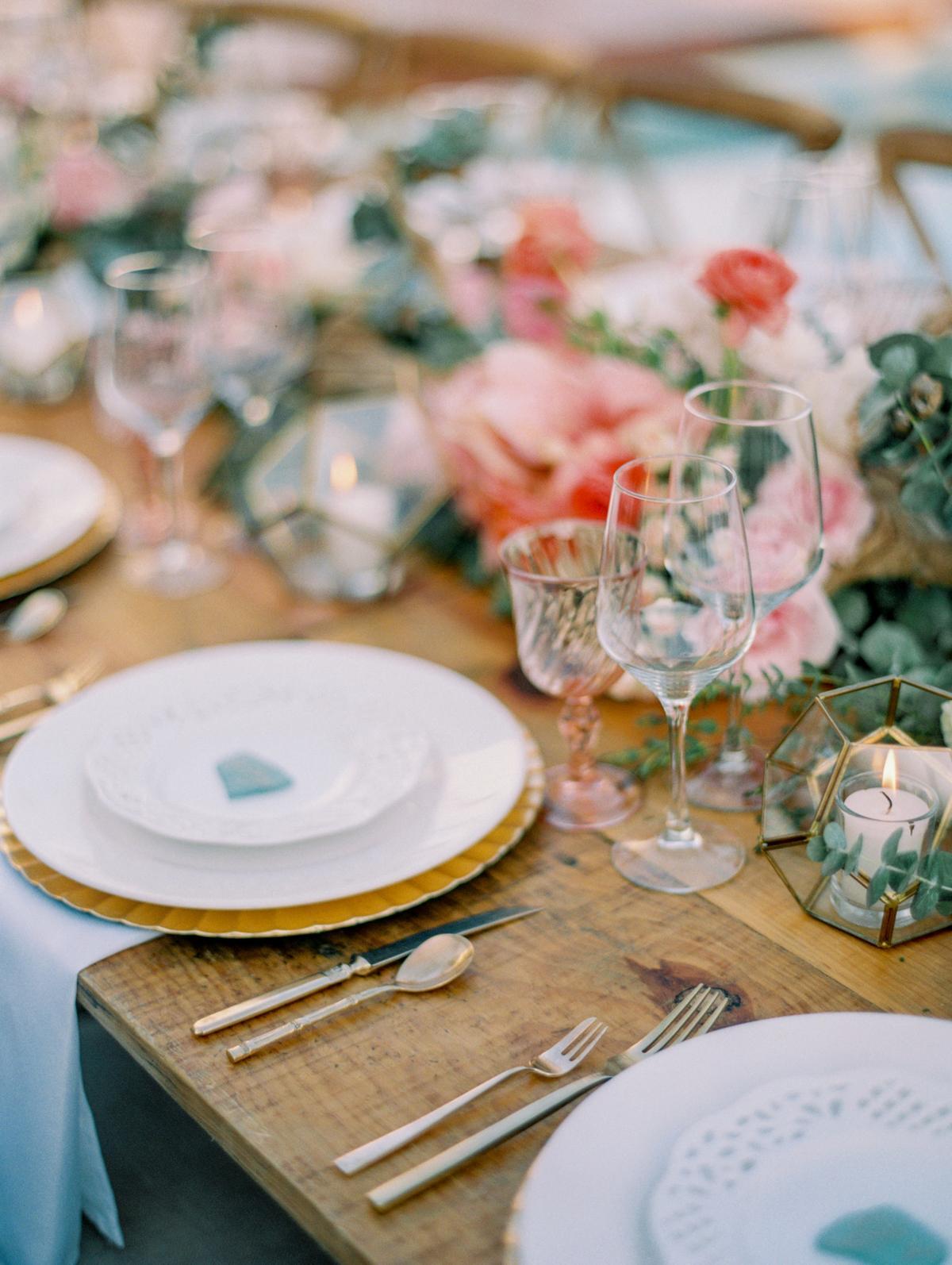 Inšpirácie na svadobné stolovovanie - Obrázok č. 48