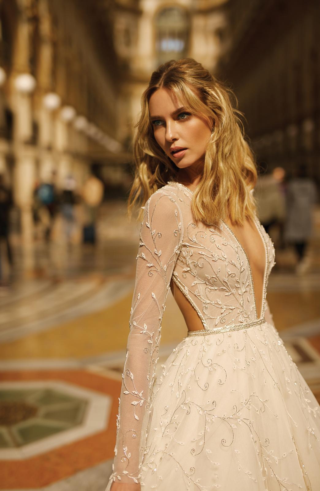 Svadobné šaty jar/leto 2020 BERTA Miláno - Obrázok č. 10