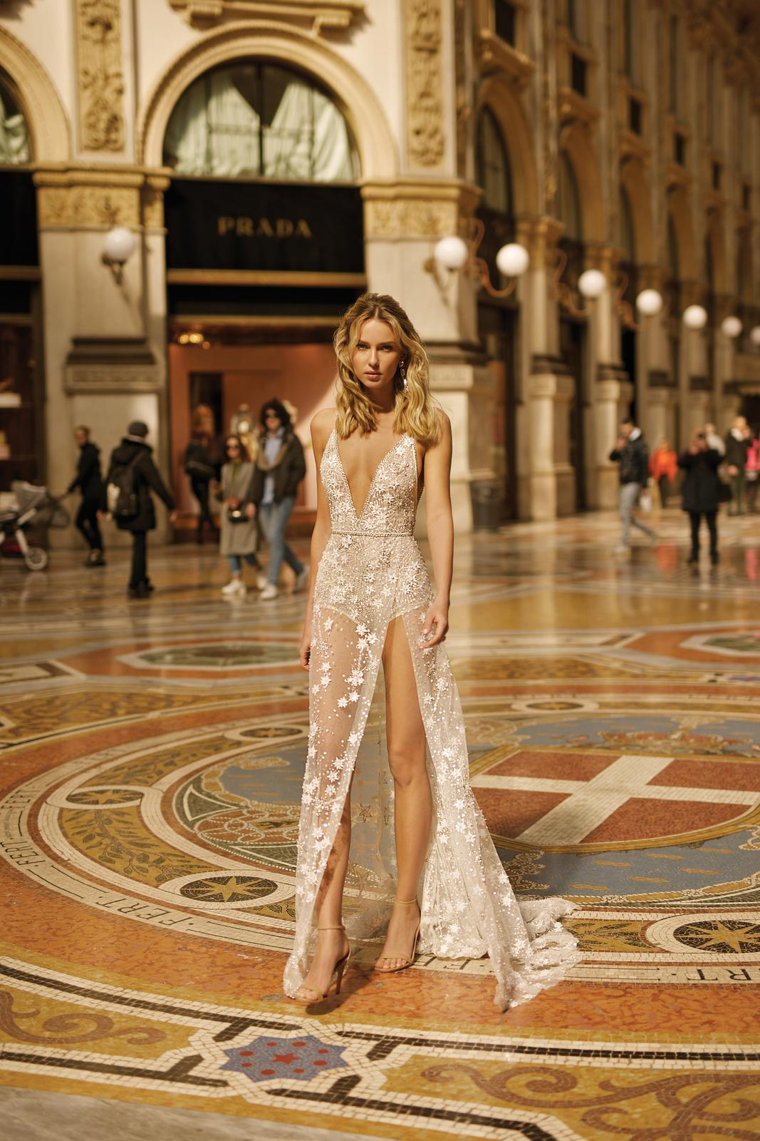 Svadobné šaty jar/leto 2020 BERTA Miláno - Obrázok č. 14