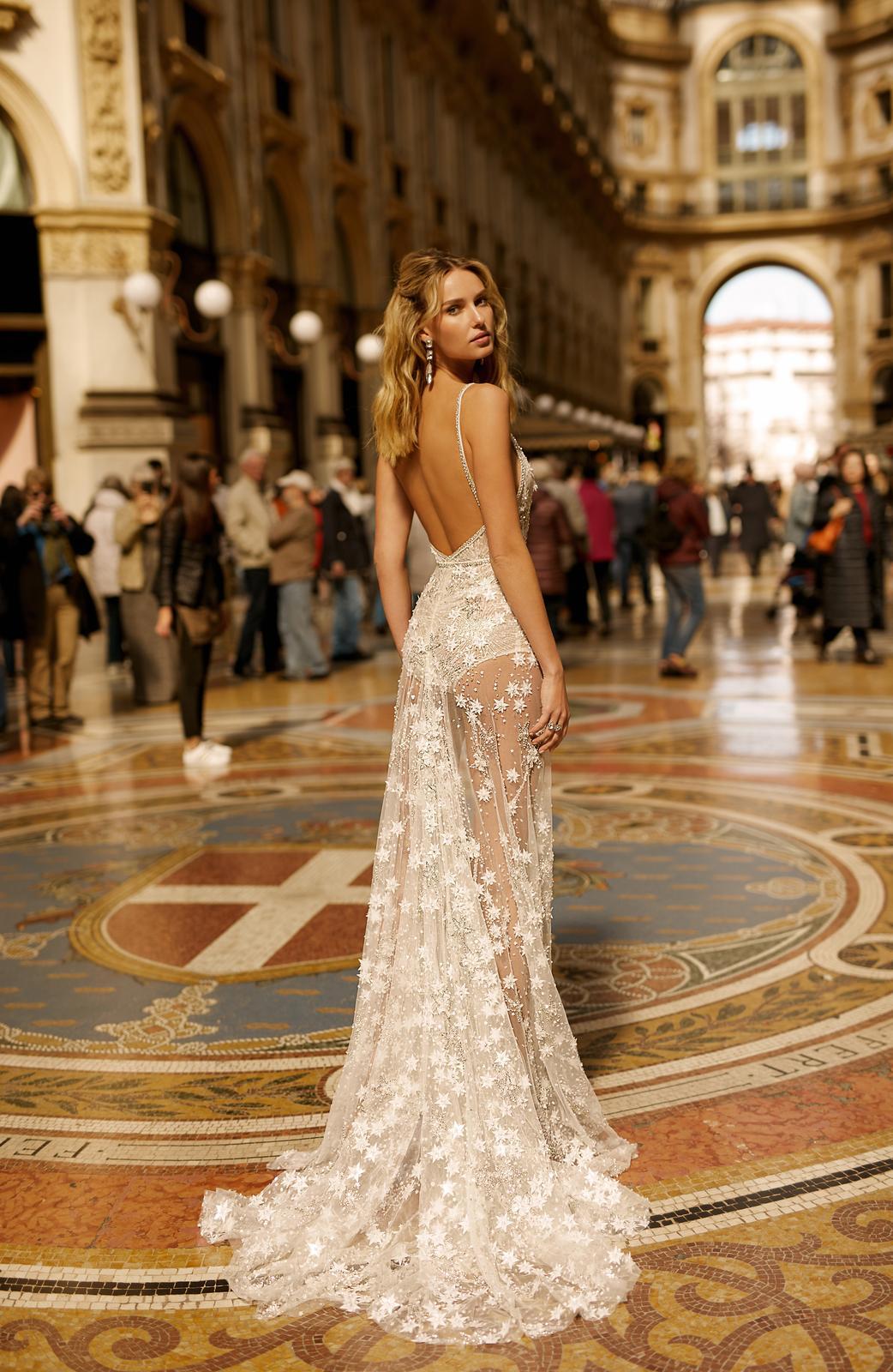 Svadobné šaty jar/leto 2020 BERTA Miláno - Obrázok č. 15