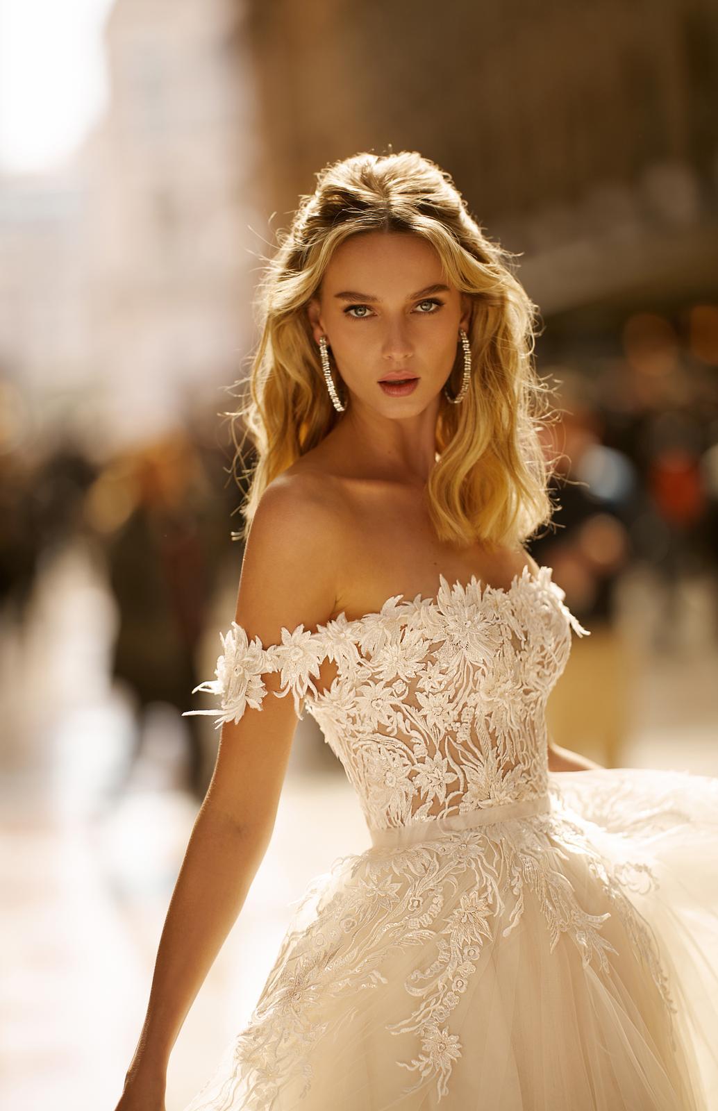 Svadobné šaty jar/leto 2020 BERTA Miláno - Obrázok č. 19