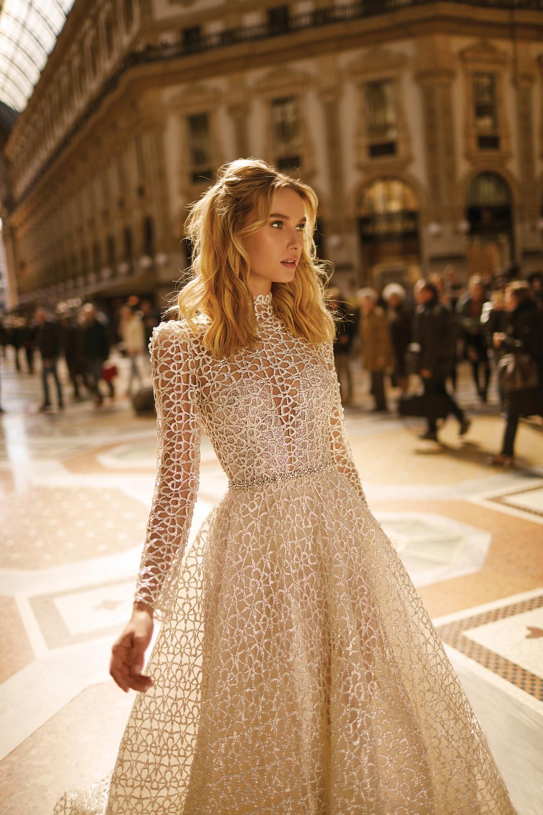 Svadobné šaty jar/leto 2020 BERTA Miláno - Obrázok č. 20
