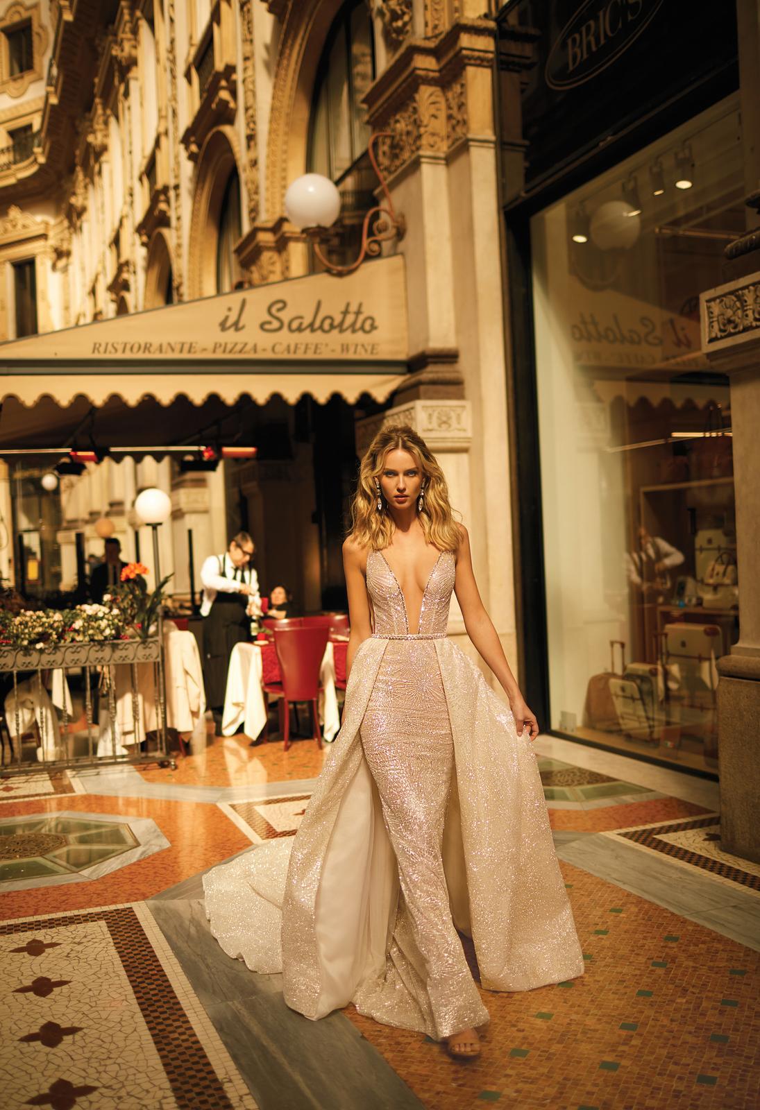 Svadobné šaty jar/leto 2020 BERTA Miláno - Obrázok č. 23